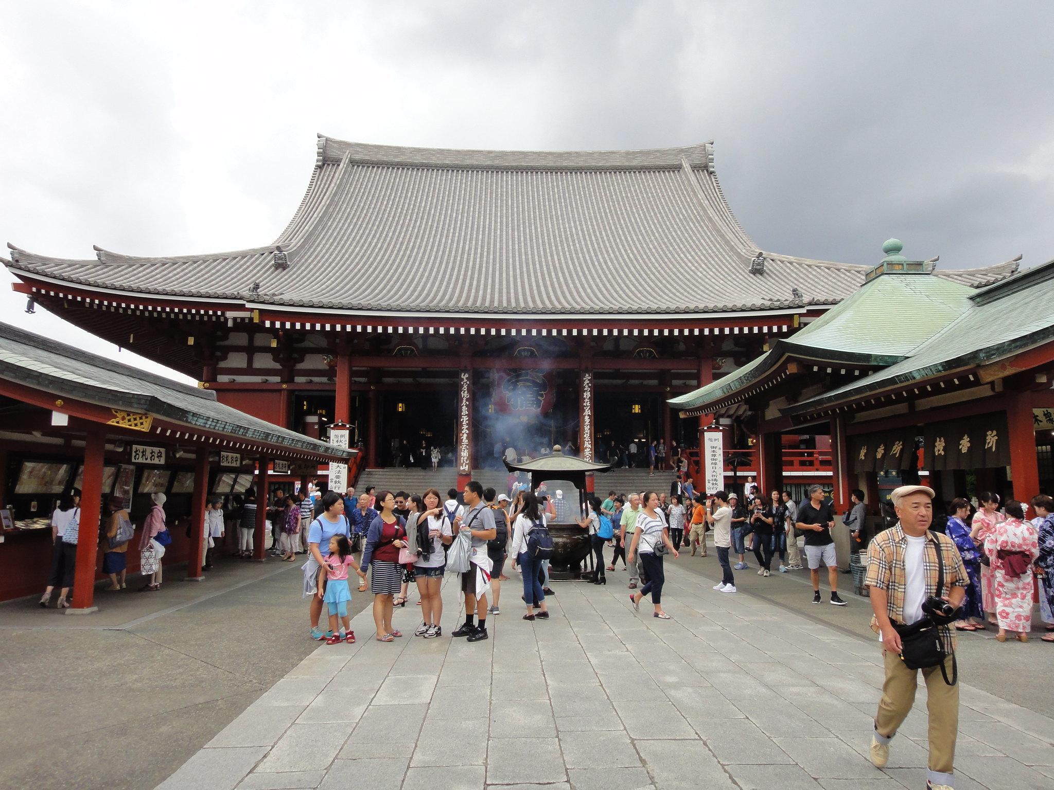 Sensojitemplet Japan Tokyo