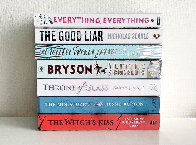 Book haul Scotland