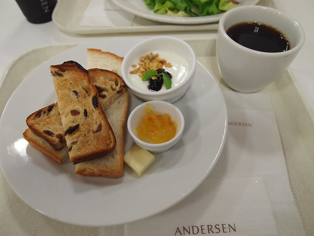 Breakfast at Andersen ��ë����ǥ륻��