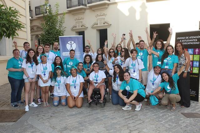 Campus inclusivo, Campus sin límites 2016