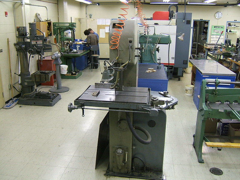 Machine Shop equipment
