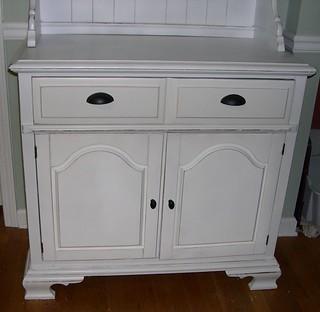 Image Result For White Kitchen Hutch