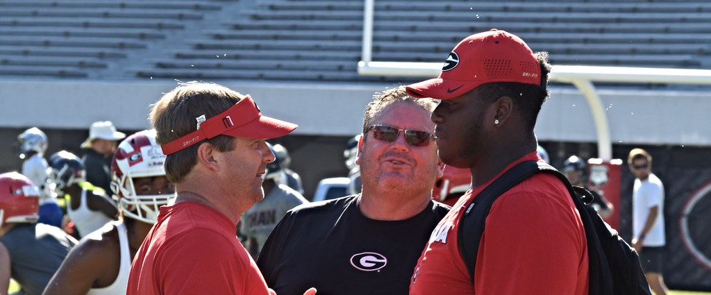 Kirby Smart Camp: July 17, 2016