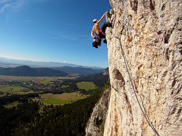 Hohe Wand Traum und Wirklichkeit 200 m (6+)