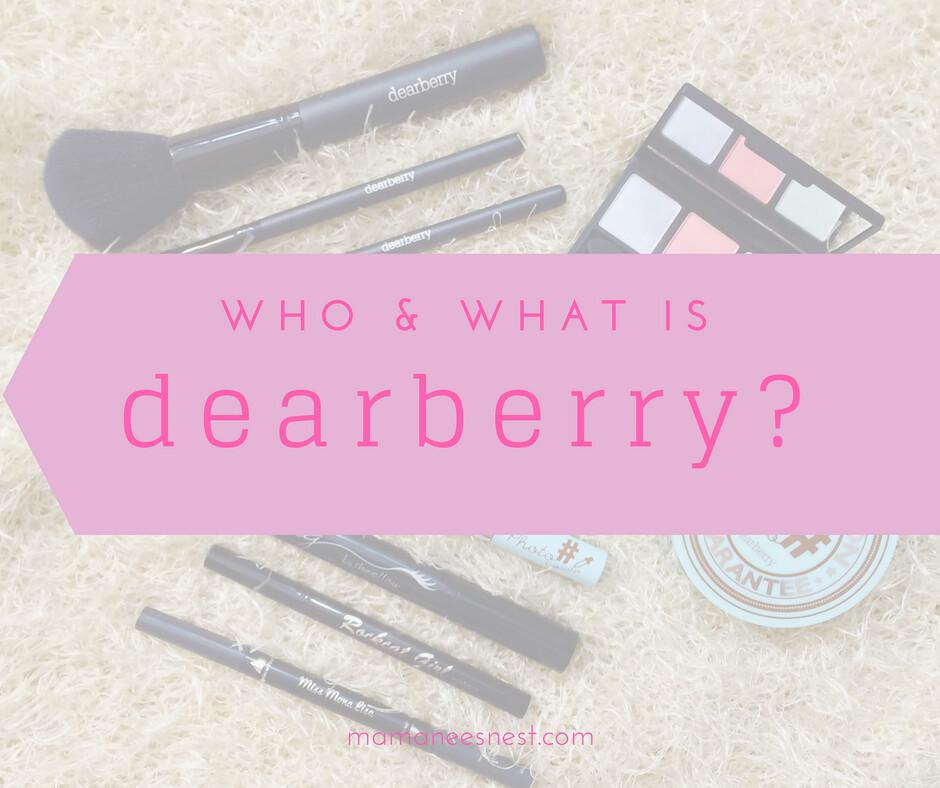 dearberry