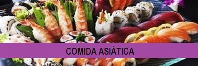 COMIDA ASIÁTICA
