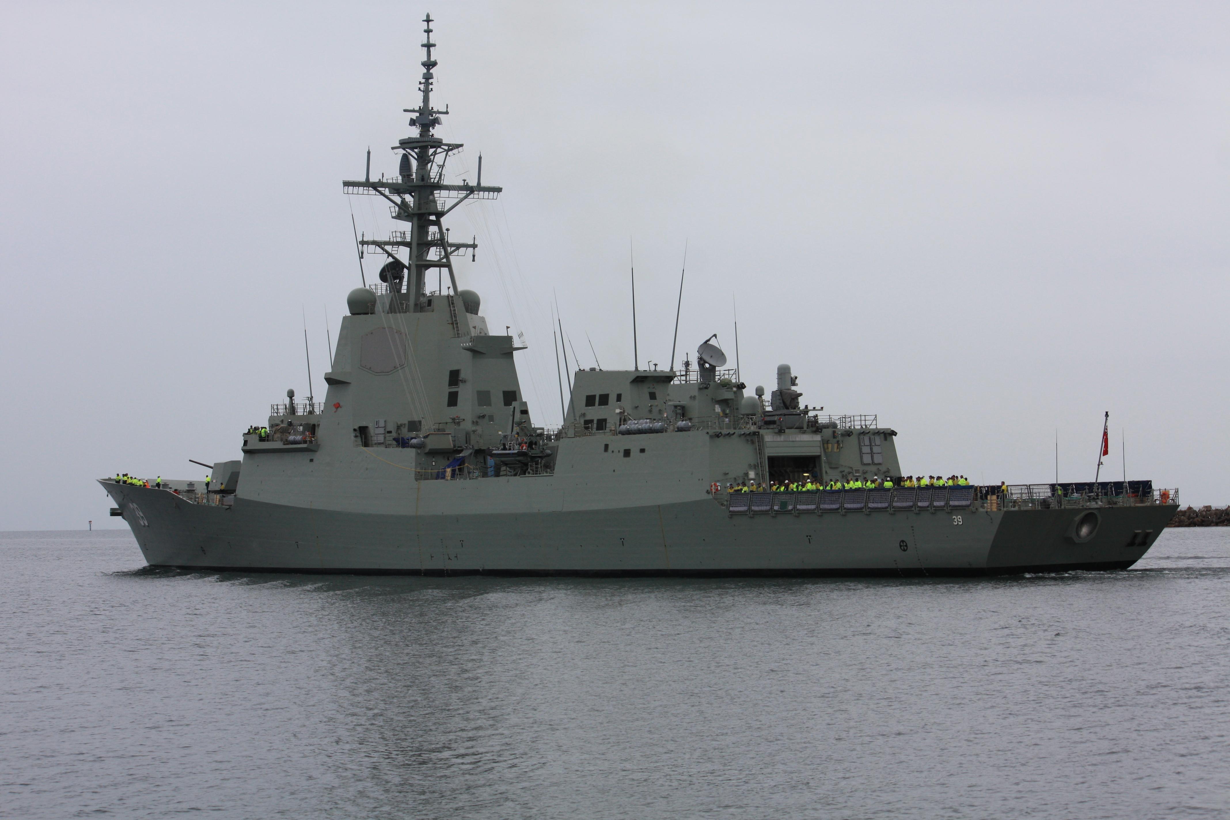 Australian Navy - Marine Australienne - Page 4 29000959503_b657bdddab_o