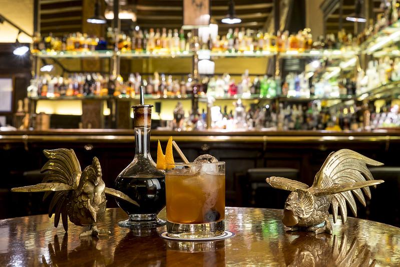 Bar Cock Ruta Mixologya