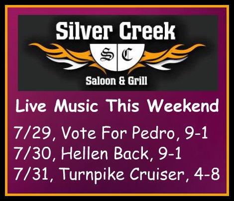 Silver Creek Poster 7-29-16
