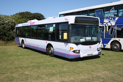 First Hampshire & Dorset 65006 YN54NZA
