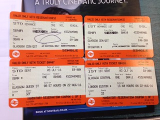 Tickets home