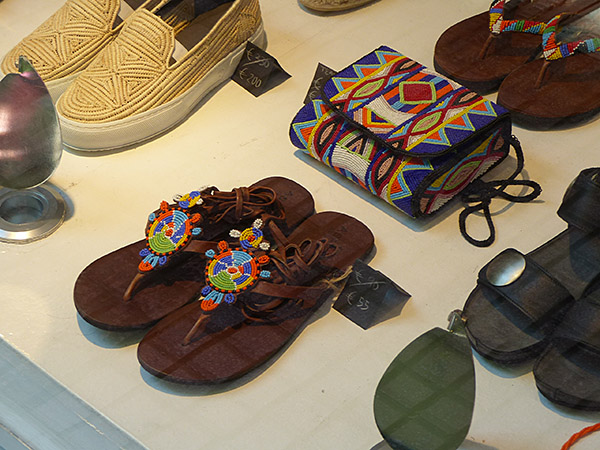 belles sandales