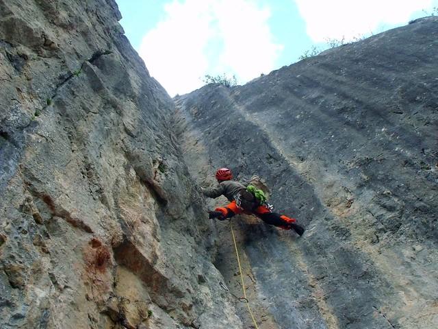 Hohe Wand Der alte Wolf 185 m (7-)