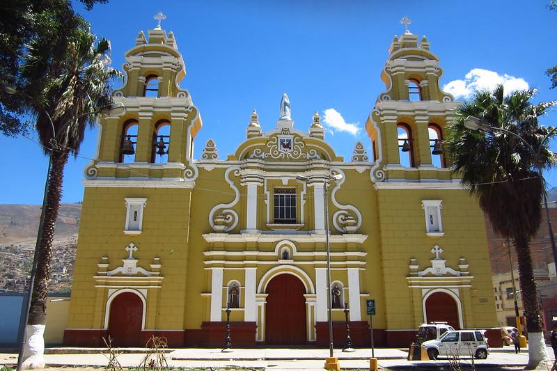 Iglesia de San Francisco, Huánuco, Peru