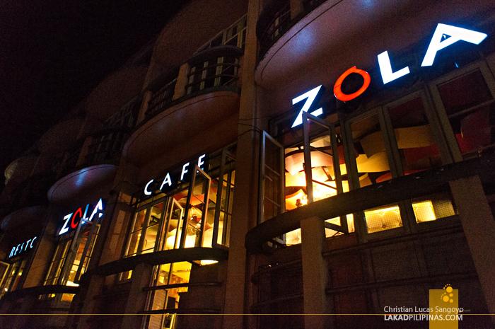 Zola Resto Cafe Baguio