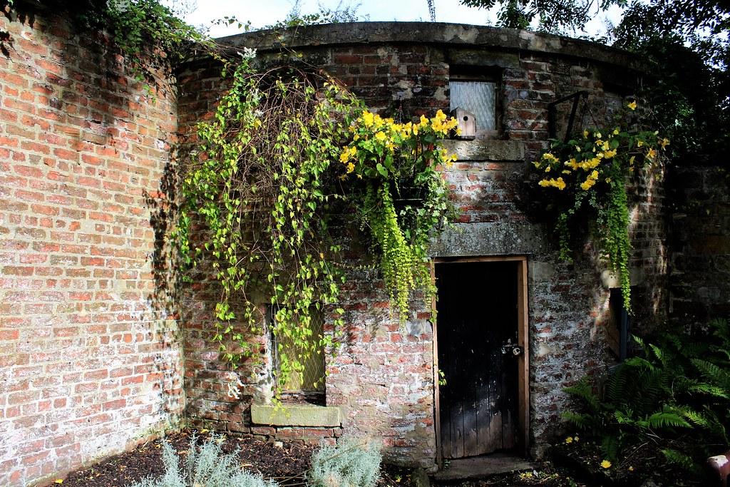 Gardener's store at House for Art lover Garden.
