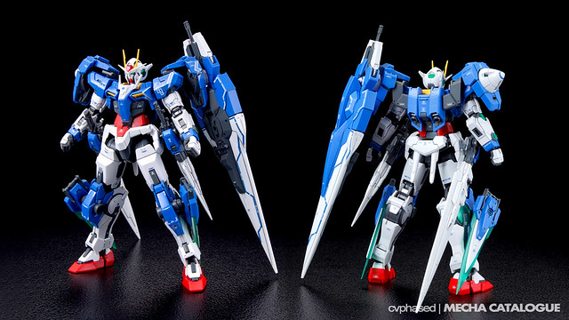 Gunpla Expo World Tour Japan 2016 - RG 00 Gundam Seven Sword
