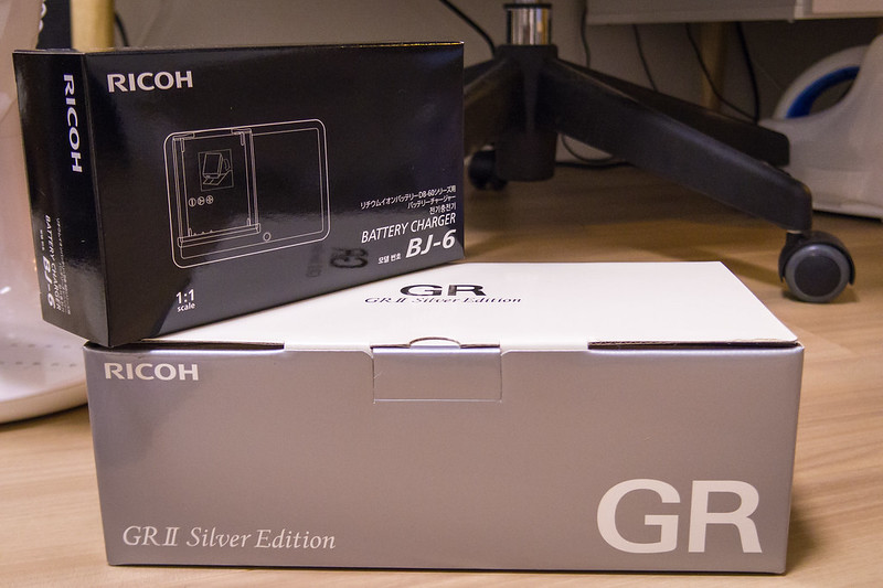 GR II Limited Edition