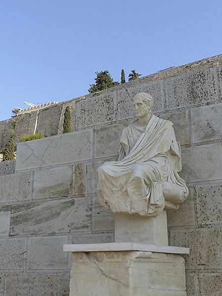 monument de Menander