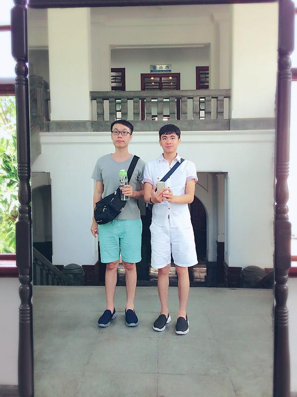 新竹州廳禮儀鏡
