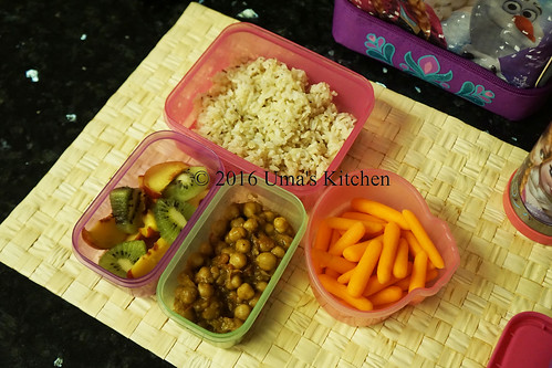 Lunch box idea 1