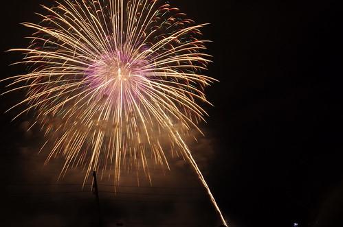 Suwako-Lake Fireworks Festival 2016 65