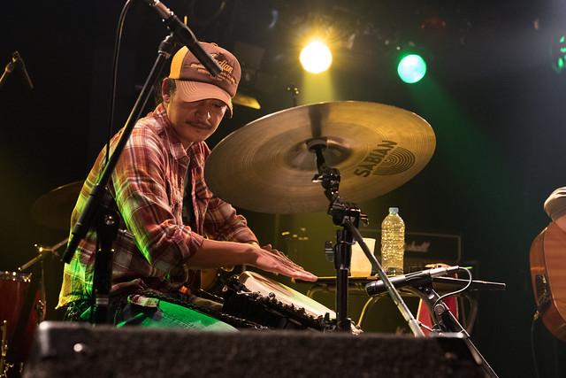 100 FEET live at 獅子王, Tokyo, 15 Sep 2016 -1010169