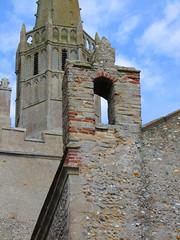sanctus bell turret
