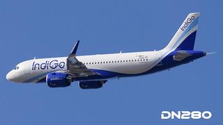 Indigo A320-271N msn 6868