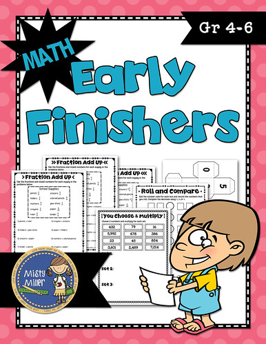 earlyfinishernewsletterpackcover