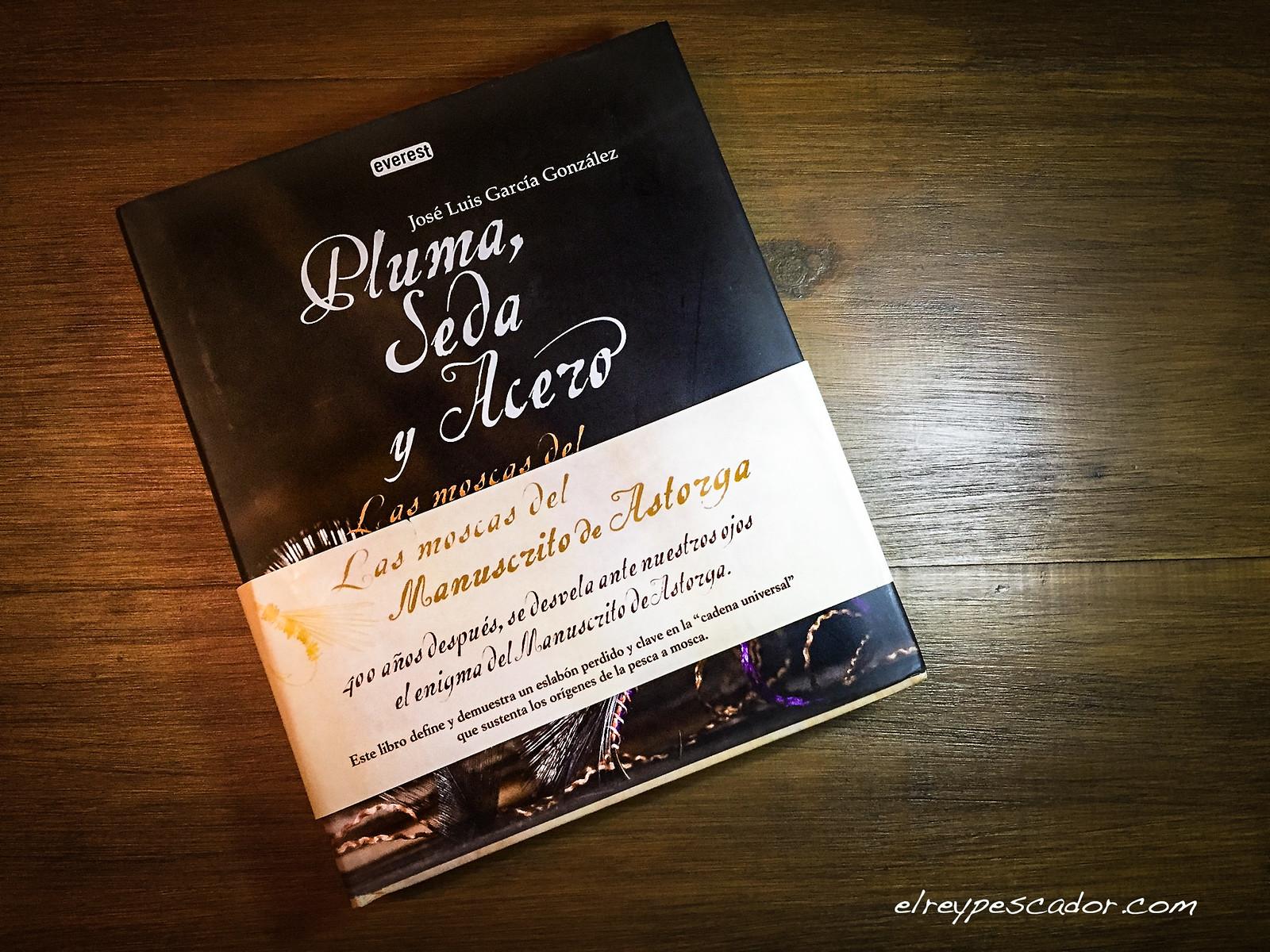 Pluma, seda y acero: las moscas del Manuscrito de Astorga