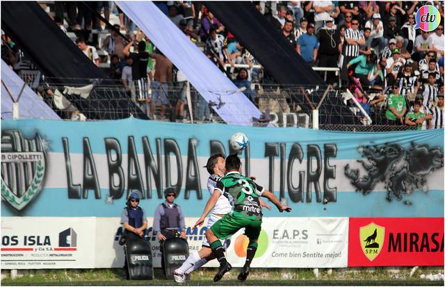 Cipolletti 2 - 3 Villa Mire - Fecha 3 - Federal A - 18/09/2016