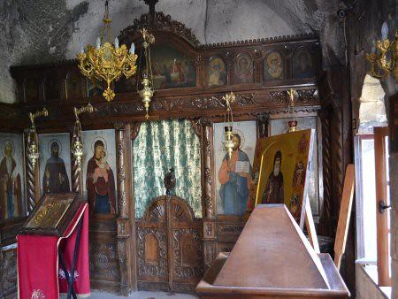 Manastirea Basarbovski obiective turistice Ruse 4