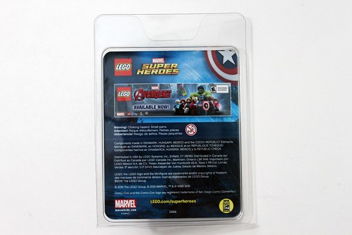 LEGO Marvel Super Heroes SDCC 2016 Steve Rogers Captain America