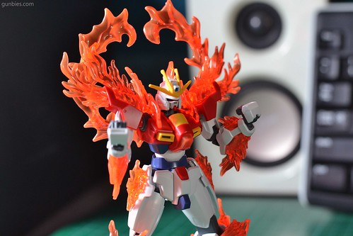 HG 1/144 Try Burning Gundam