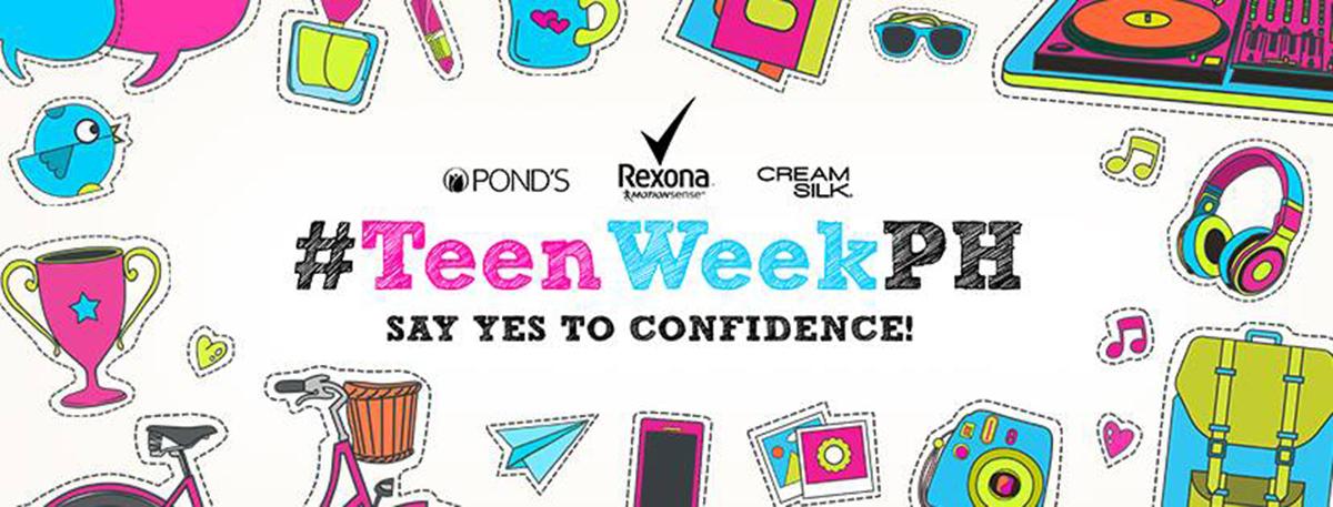 Teen Week Banner