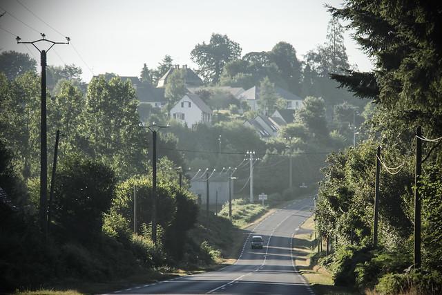 Drive to Bellême
