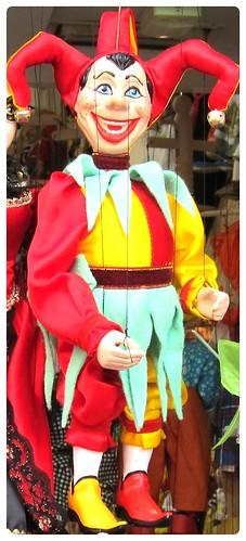 Marionetit Prahassa
