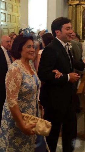 Enlace David Arryo / Violeta Ramírez