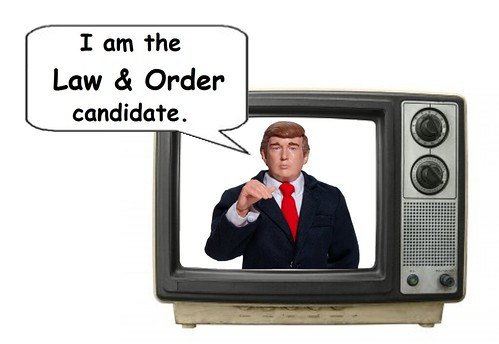 The Law & Order Candidate