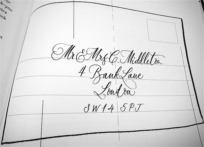 Nib+Ink, libro caligrafia