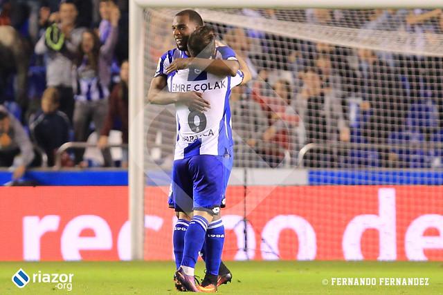 Jornada 7ª. RC Deportivo - Sporting de Gijón