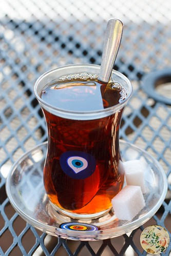Hot Turkish Tea