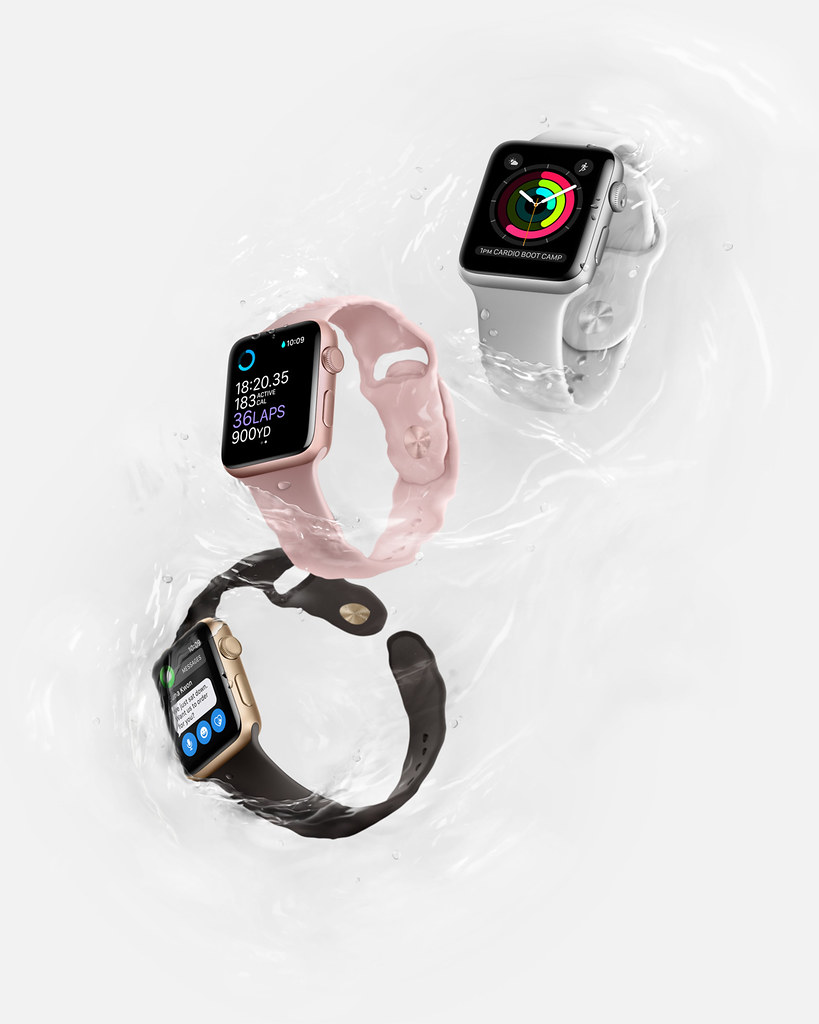 Автономность Apple Watch 2 больше суток