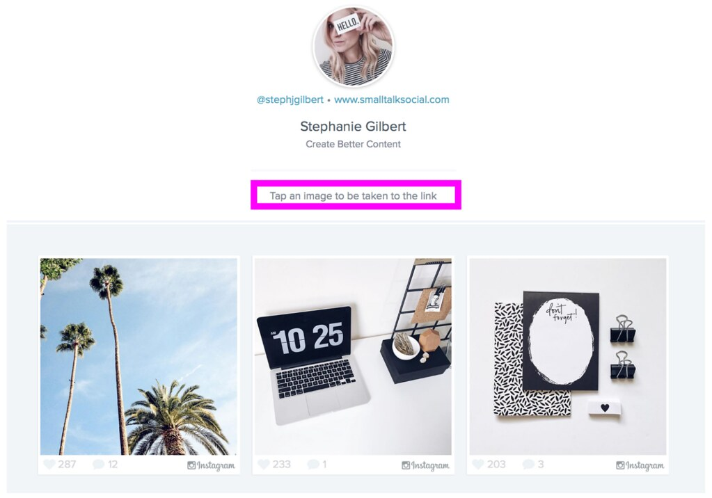 WWW.FASHIONARTISTA.COM Instagram hacks from Stephanie Gilbert (Smalltalksocial)
