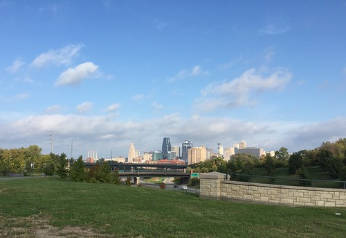 KC: Great views of the city