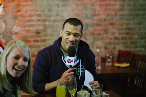 Yahoo! On the Road with @MichaelYo at @BandoleroDC in #DC #Yontheroad | by Yahoo On the Road