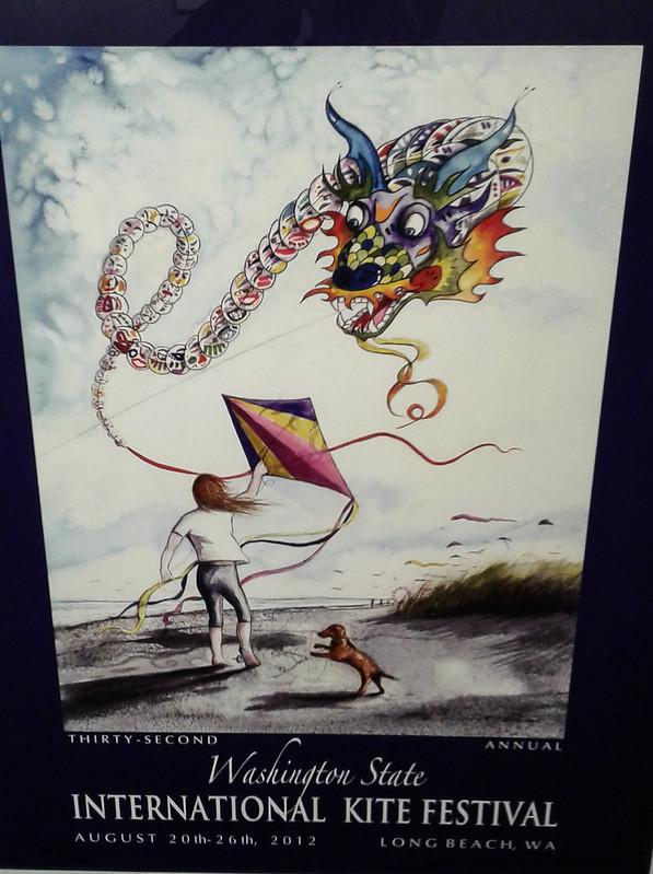 The World Kite Museum - Kite Festival Posters