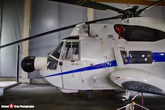 MM80973 - 6102 - Italian Air Force - Agusta SH-3D TS Sea King - Italian Air Force Museum Vigna di Valle, Italy - 160614 - Steven Gray - IMG_0676_HDR