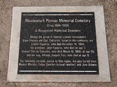 Meadowlark Cemetery